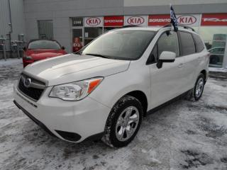 Used 2015 Subaru Forester forester , boîte manuelle 2.5i for sale in Val-David, QC