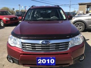 Used 2010 Subaru Forester X for sale in Gloucester, ON