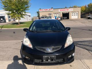 Used 2010 Honda Fit Sport for sale in Toronto, ON