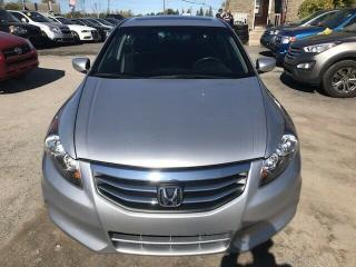 Used 2012 Honda Accord EX for sale in Gloucester, ON