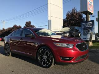 Used 2013 Ford Taurus SHO AWD GPS TOIT 8 pneus for sale in St-Eustache, QC
