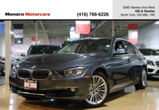 Used 2014 BMW 3 Series 328i xDrive Luxury - NAVIGATION|BACKUPCAM|SUNROOF for sale in North York, ON