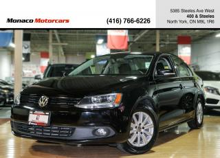 Used 2012 Volkswagen Jetta Auto Comfortline - ALLOYS|HEATED SEATS|BLUETOOTH for sale in North York, ON