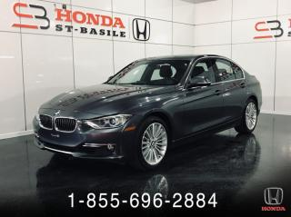 Used 2014 BMW 328i BMW 328I**CECI EST UN 2015** for sale in St-Basile-le-Grand, QC