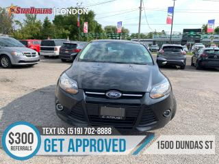 Used 2014 Ford Focus for sale in London, ON