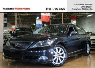 Used 2007 Lexus LS 460 SWB for sale in North York, ON