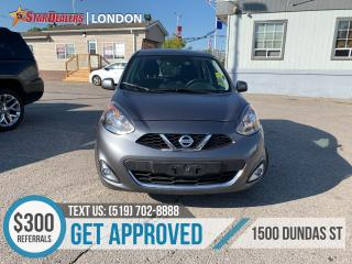 Used 2017 Nissan Micra for sale in London, ON