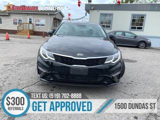 Used 2019 Kia Optima for sale in London, ON