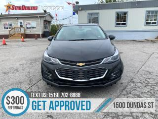 Used 2018 Chevrolet Cruze for sale in London, ON