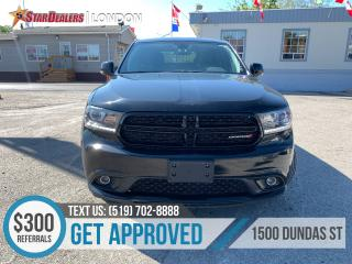 Used 2018 Dodge Durango for sale in London, ON