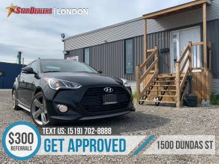 Used 2015 Hyundai Veloster for sale in London, ON