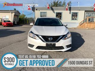 Used 2016 Nissan Sentra for sale in London, ON