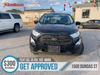 Used 2018 Ford EcoSport for sale in London, ON