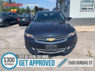 Used 2016 Chevrolet Impala for sale in London, ON