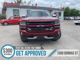 Used 2016 Chevrolet Silverado 1500 for sale in London, ON