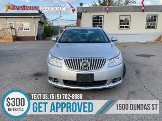 Used 2011 Buick LaCrosse for sale in London, ON