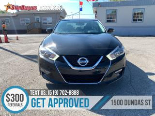 Used 2018 Nissan Maxima for sale in London, ON