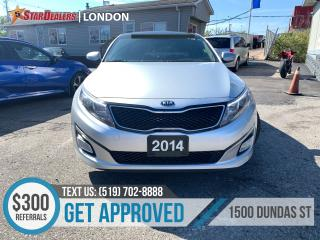Used 2014 Kia Optima for sale in London, ON