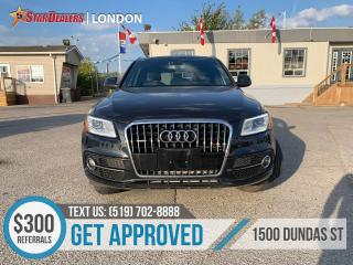 Used 2013 Audi Q5 for sale in London, ON
