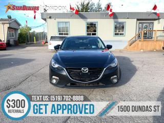 Used 2015 Mazda MAZDA3 for sale in London, ON