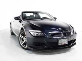 Used 2008 BMW M6 M-SPORT   CONVERTIBLE   CARBON FIBRE for sale in Vaughan, ON