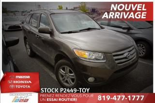 Used 2012 Hyundai Santa Fe INTEGRALE* V6* 3500LBS* for sale in Drummondville, QC