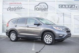Used 2016 Honda CR-V SE AWD ***GARANTIE GLOBALE JUSQU'EN JANV for sale in Québec, QC