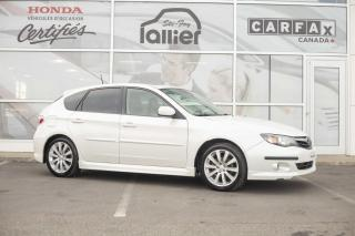 Used 2011 Subaru Impreza 2,5i LIMITED***CUIR ET TOIT OUVRANT*** for sale in Québec, QC