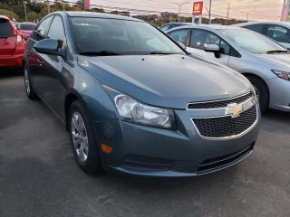 Used 2012 Chevrolet Cruze LT ***RAPPORT CARFAX DISPONIBLE*** for sale in Québec, QC