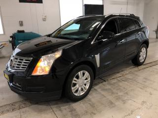 Used 2015 Cadillac SRX Luxury|LEATHER|NAVIGATION|SUNROOF|127,028 KM for sale in Cambridge, ON