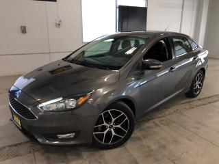 Used 2018 Ford Focus SEL|SUNROOF|BACKUP CAMERA|LOW MILEAGE|3,969 KMS for sale in Cambridge, ON