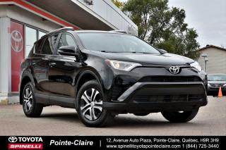 Used 2016 Toyota RAV4 LE UPGRADE CAMÉRA DE RECUL, SIÈGES CHAUFFANT for sale in Pointe-Claire, QC
