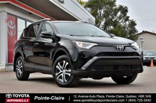 Used 2016 Toyota RAV4 ***RÉSERVÉ***LE UPGRADE CAMÉRA DE RECUL, SIÈGES CHAUFFANT for sale in Pointe-Claire, QC