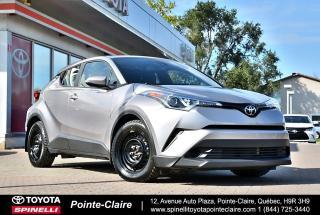 Used 2018 Toyota C-HR ***RÉSERVÉ***XLE PREMIUM MAGS, CLÉ INTÉLLIGENT, BAS KM! for sale in Pointe-Claire, QC