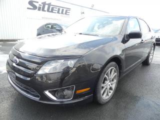 Used 2012 Ford Fusion SEL / AWD / V6 / CUIR / TOIT OUVRANT for sale in St-Georges, QC