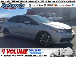 Used 2014 Honda Civic EX | SUN | HTD STS | AUTO & GREAT DEAL!!! for sale in Milton, ON