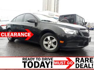 Used 2014 Chevrolet Cruze LT - LOADED for sale in Ottawa, ON