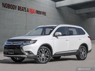 Used 2016 Mitsubishi Outlander SE*New Brakes*Cam*Nav*Bluetooth* for sale in Mississauga, ON