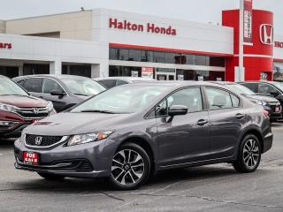 Used 2015 Honda Civic LX|NO ACCIDENTS for sale in Burlington, ON