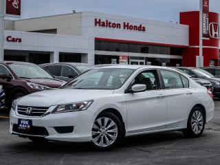 Used 2015 Honda Accord LX|NO ACCIDENTS for sale in Burlington, ON