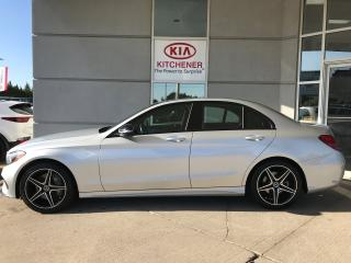 Used 2017 Mercedes-Benz C 300 4MATIC Sedan for sale in Kitchener, ON
