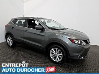 Used 2018 Nissan Qashqai SV AWD TOIT OUVRANT - A/C - Caméra de Recul for sale in Laval, QC