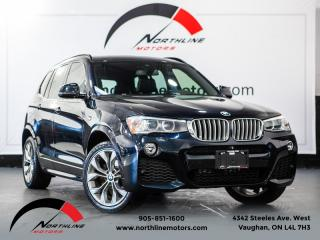 Used 2016 BMW X3 xDrive28d|Navigation|Intelligent Safety|Heads Up Disp|Pano for sale in Vaughan, ON