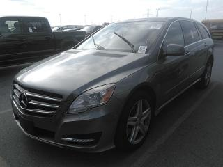 Used 2011 Mercedes-Benz R-Class 4dr 3.0L BlueTEC 4MATIC for sale in Barrie, ON