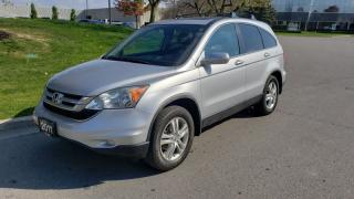 Used 2011 Honda CR-V 4WD 5dr EX-L for sale in Vaughan, ON