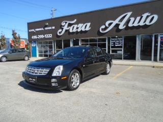 Used 2007 Cadillac STS 4 & V6 AWD for sale in Scarborough, ON