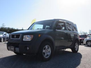Used 2003 Honda Element 4WD /Y Pkg/ ACCIDENT FREE for sale in Newmarket, ON