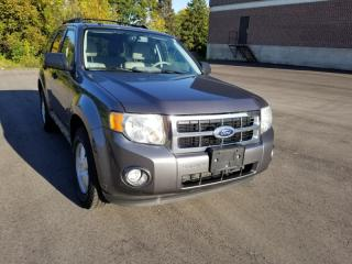 Used 2010 Ford Escape 4WD 4DR V6 AUTO XLT for sale in Mississauga, ON