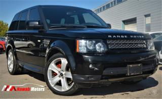 Used 2013 Land Rover Range Rover Sport 4WD 4dr HSE LUX for sale in Brampton, ON
