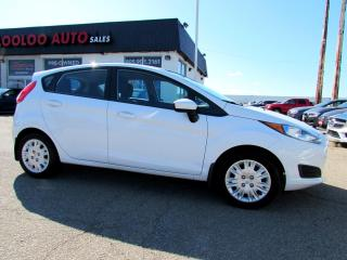 Used 2015 Ford Fiesta S Hatchback 5 Speed Manual Bluetooth Certified for sale in Milton, ON